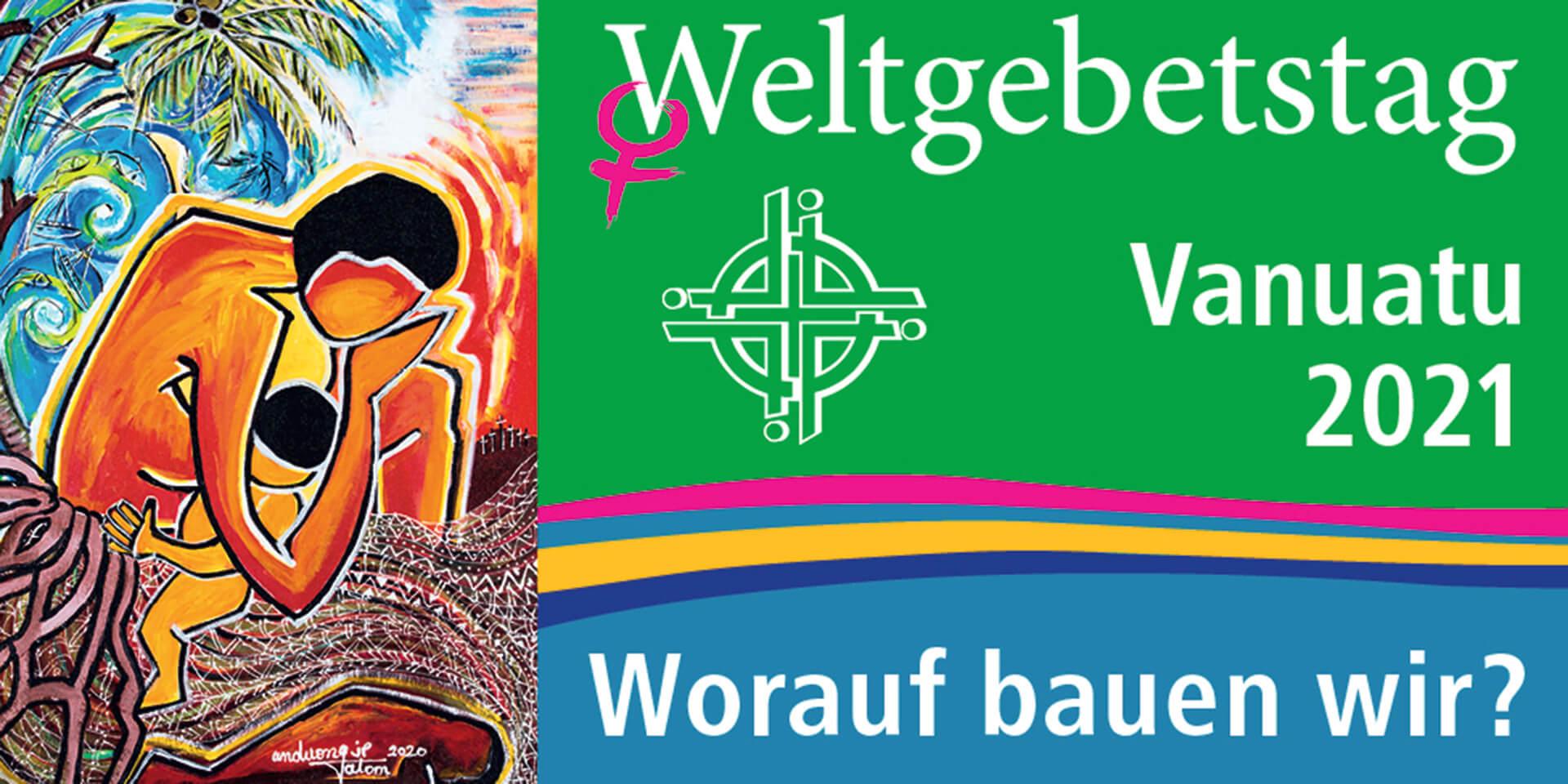 Weltgebetstag 2021 Banner