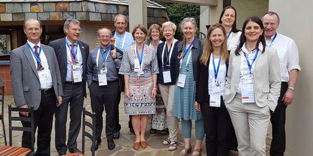 Bayerische Begleitgruppe, Vollversammlng Lutherischer Weltbund in Namibia
