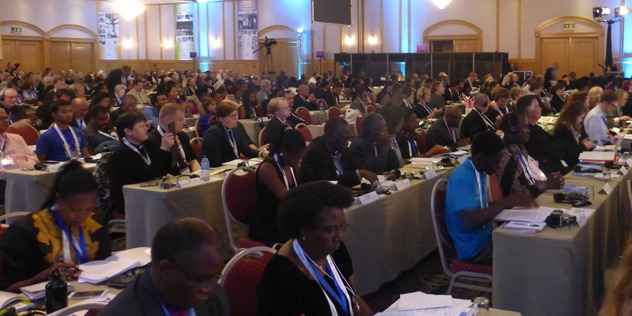 Lutherischer Weltbund Vollversammlung Namibia Saal,© ELKB