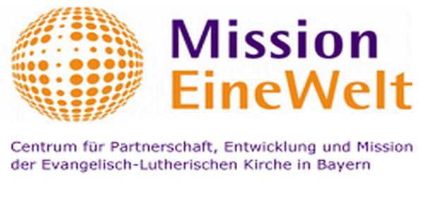 Logo Mission EineWelt, Bild: © www.mission-einewelt.de