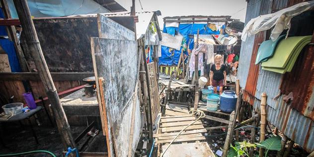 Manila Slum,© Krafft