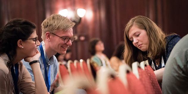 Paula Göhre und Tim Sonnemeyer,© LWB