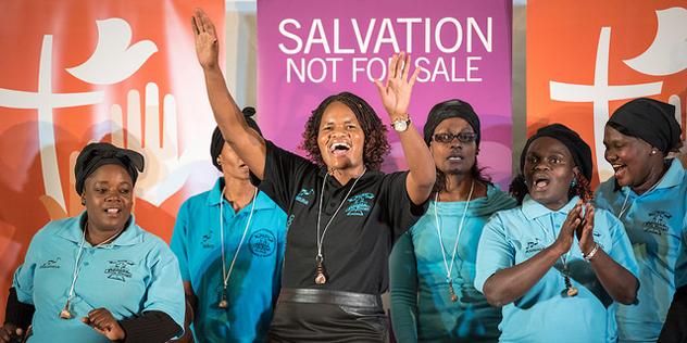 Lutherischer Weltbund Vollversammlung Namibia Chor,© LWB