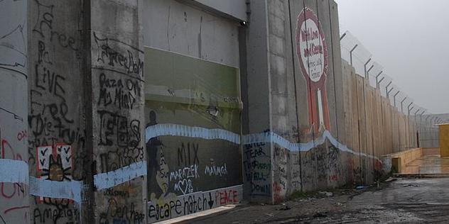 Mauer Israel – Palästina
